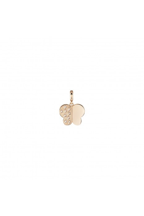 Charm BOW HAPPY Love Stories Butterfly