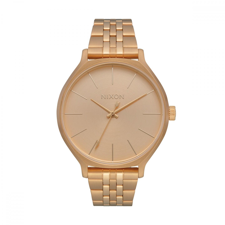 Relógio NIXON Clique Dourado