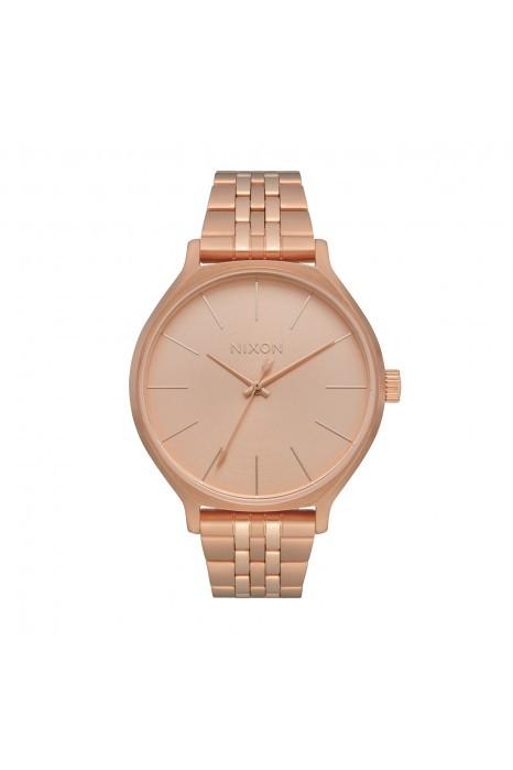 Relógio NIXON Clique Ouro Rosa