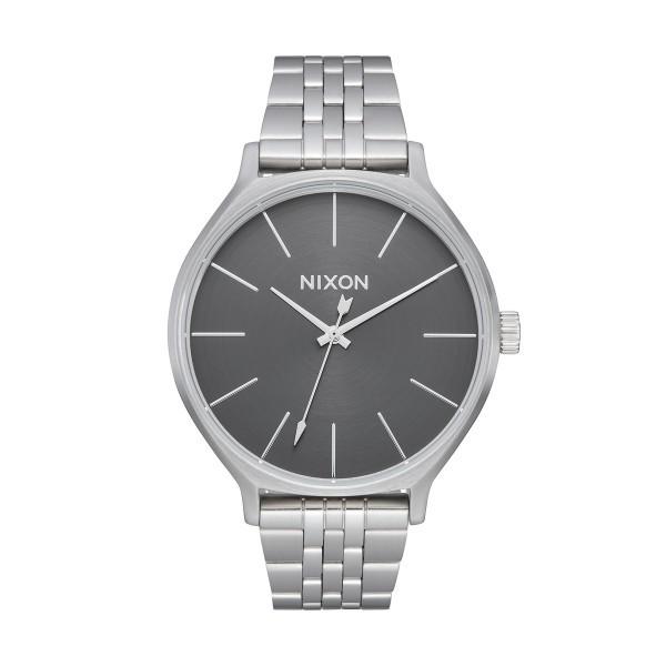 Relógio NIXON Clique Cinzento A1249-2762