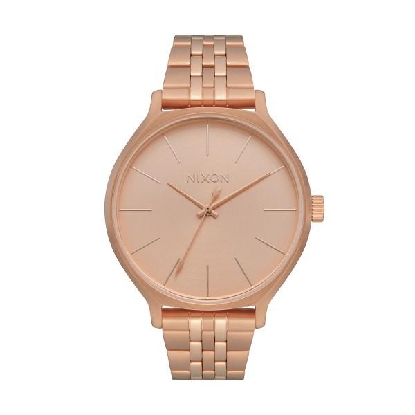 Relógio NIXON Clique Ouro Rosa A1249-897