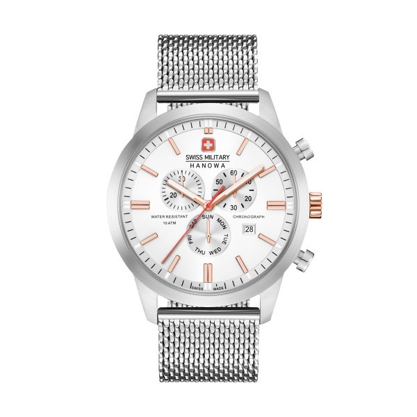 Relógio SWISS MILITARY Chrono Classic SM06330812001