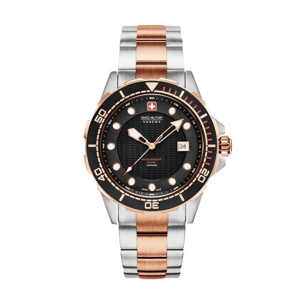 Relógio SWISS MILITARY Neptune Diver SM06531512007