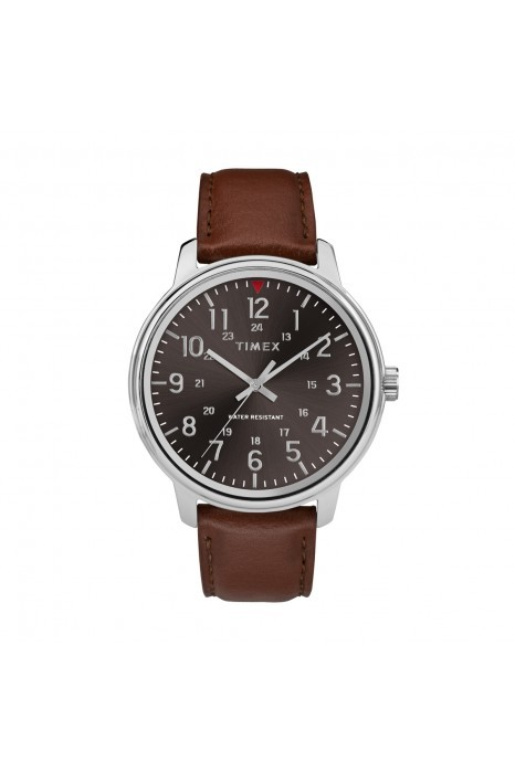 Relógio TIMEX Originals Preto e Castanho
