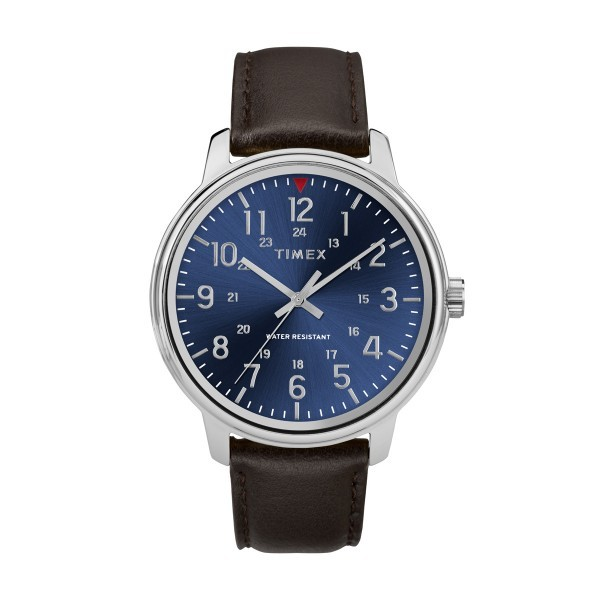 Relógio TIMEX Originals Azul e Castanho TW2R85400