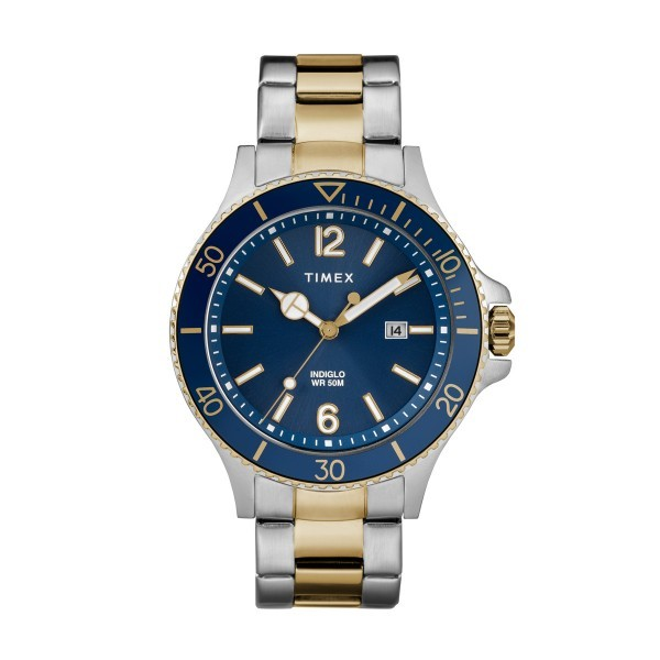 Relógio TIMEX Harborside Bicolor TW2R64700