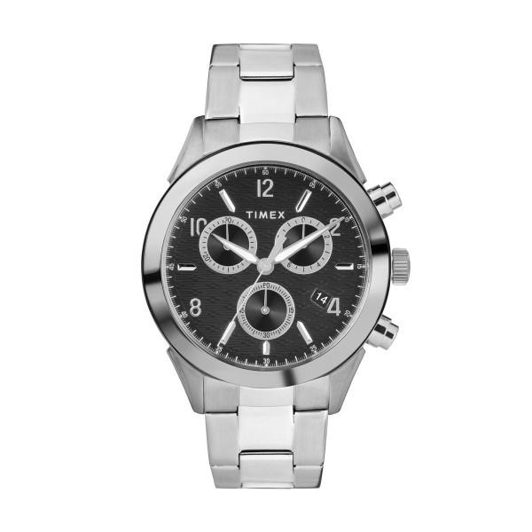 Relógio TIMEX Torrington Chrono Preto TW2R91000