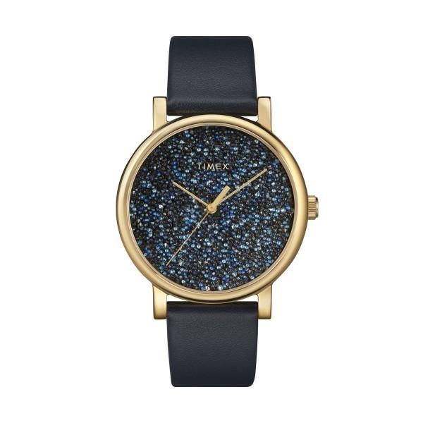 Relógio TIMEX Crystal Opulence Azul TW2R98100