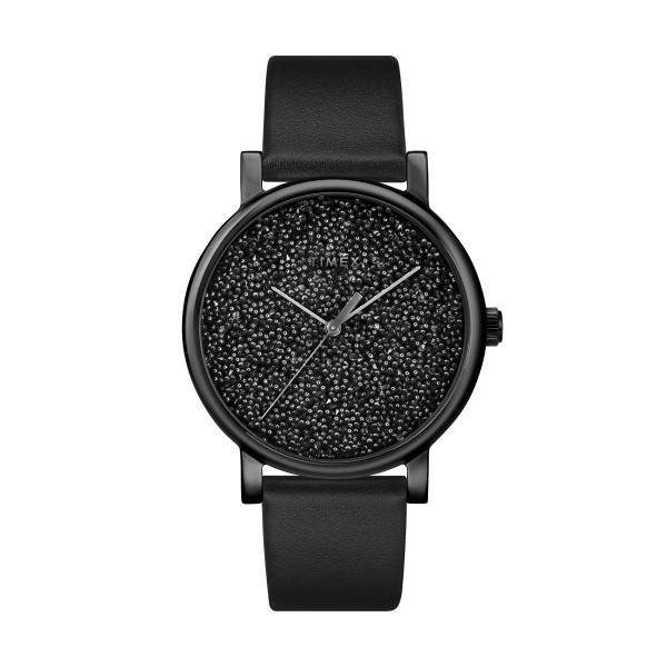 Relógio TIMEX Crystal Opulence Preto TW2R95100