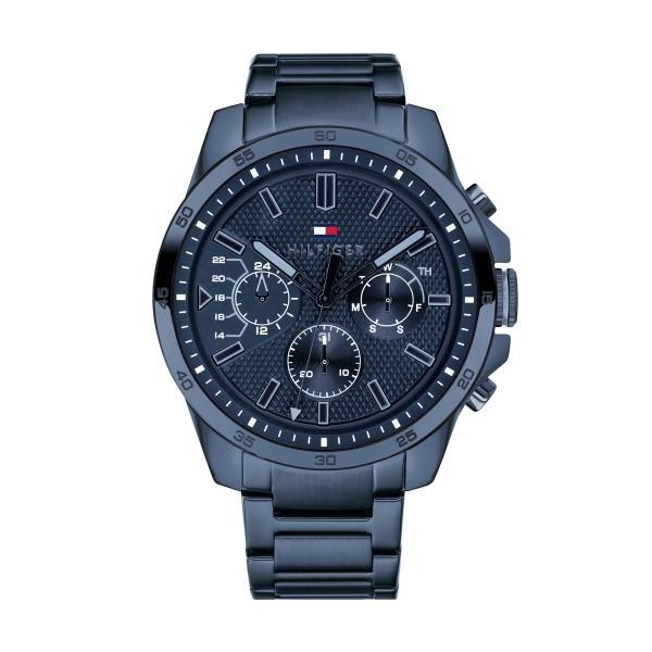 Relógio TOMMY HILFIGER Decker Azul 1791560