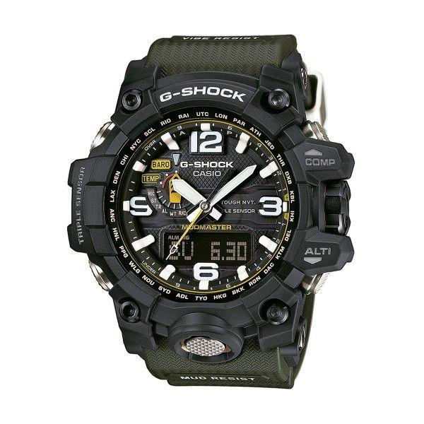 Relógio CASIO G-SHOCK Preto GWG-1000-1A3ER