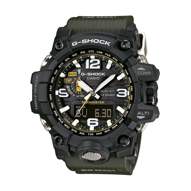 beab38b65c8 Relógio CASIO G-SHOCK Preto - GWG-1000-1A3ER