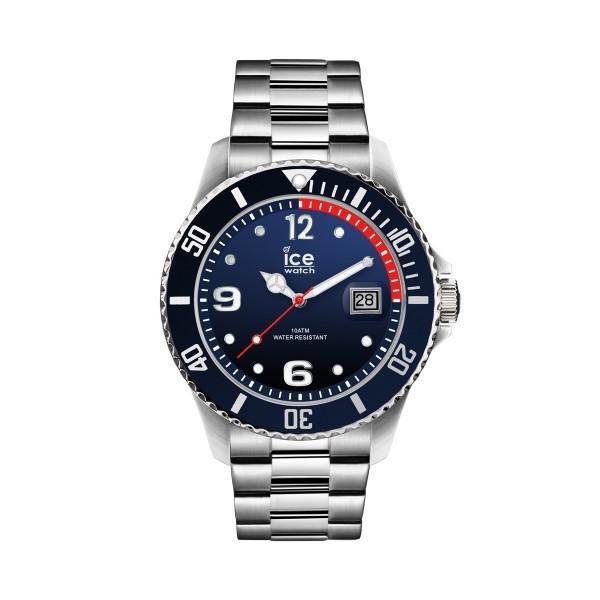Relógio ICE Steel Prateado IC015775