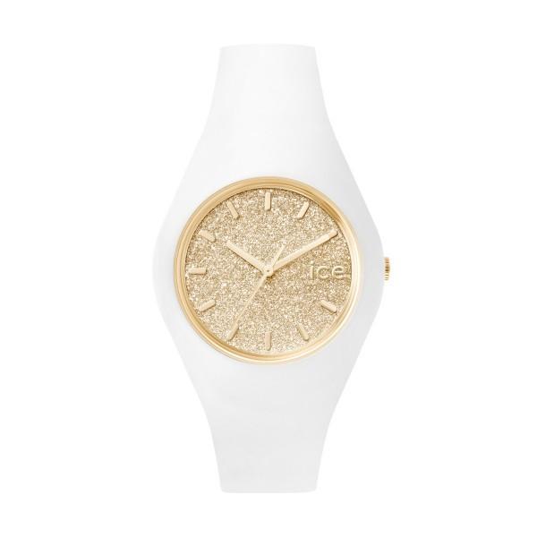 Relógio ICE Glitter Branco ICE.GT.WGD.U.S.15