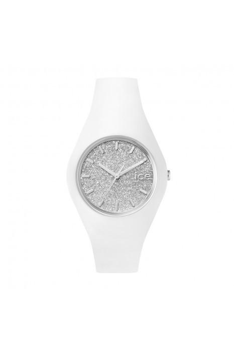 Relógio ICE Glitter Branco