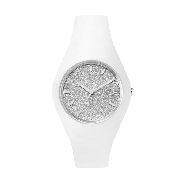 Relógio ICE Glitter Branco ICE.GT.WSR.U.S.15