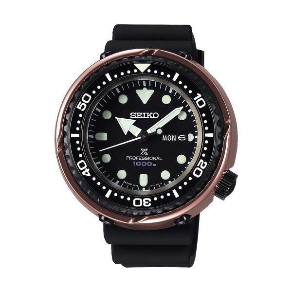 Relógio SEIKO Prospex Preto S23627J1
