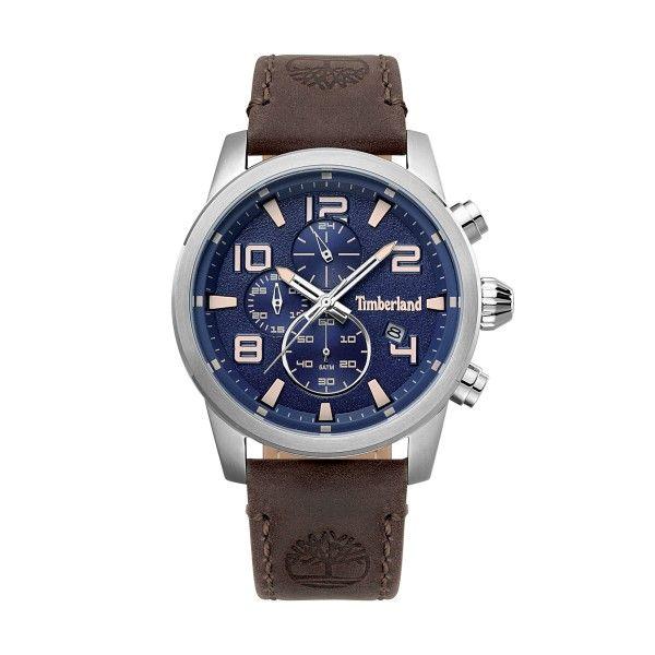 Relógio TIMBERLAND Brooksby Castanho escuro TBL15479JS03