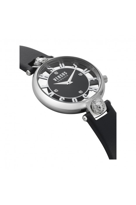 Relógio VERSUS Kirstenhof Preto