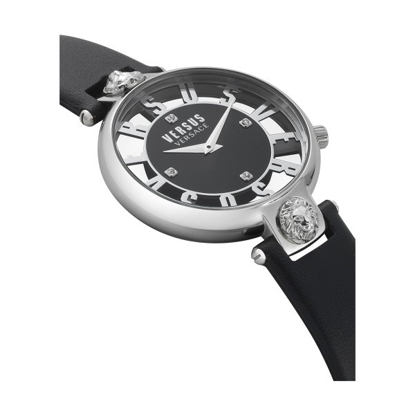 Relógio VERSUS Kirstenhof Preto VSP490118