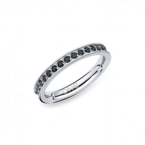 Anel ONE JEWELS London 01 Silver 9
