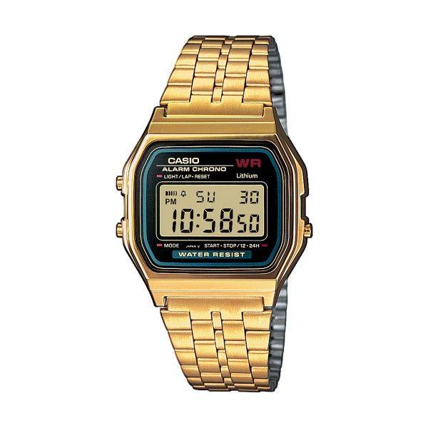 Relógio CASIO Vintage Iconic Dourado A159WGEA-1EF