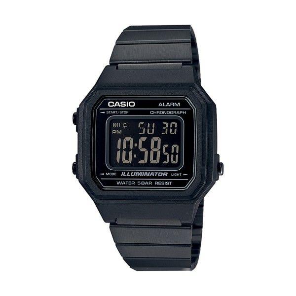 Relógio CASIO CC Retro Preto B650WB-1BEF