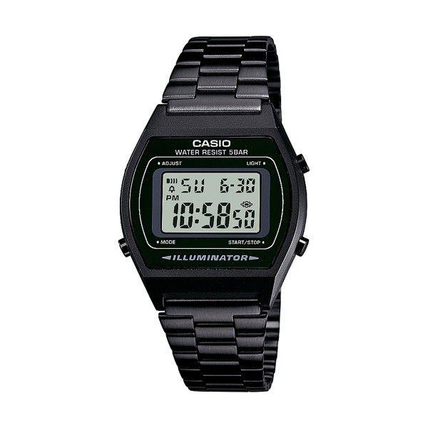 Relógio CASIO Vintage Preto B640WB-1AEF