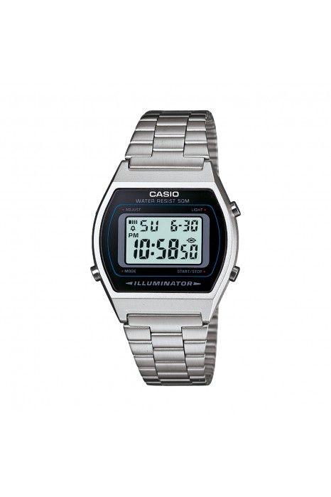Relógio CASIO Vintage Edgy Prateado