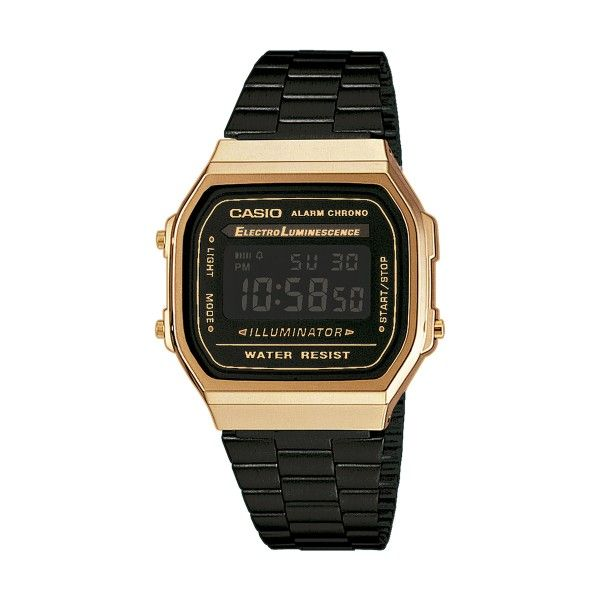 Relógio CASIO Vintage Iconic Dourado A168WEGB-1BEF