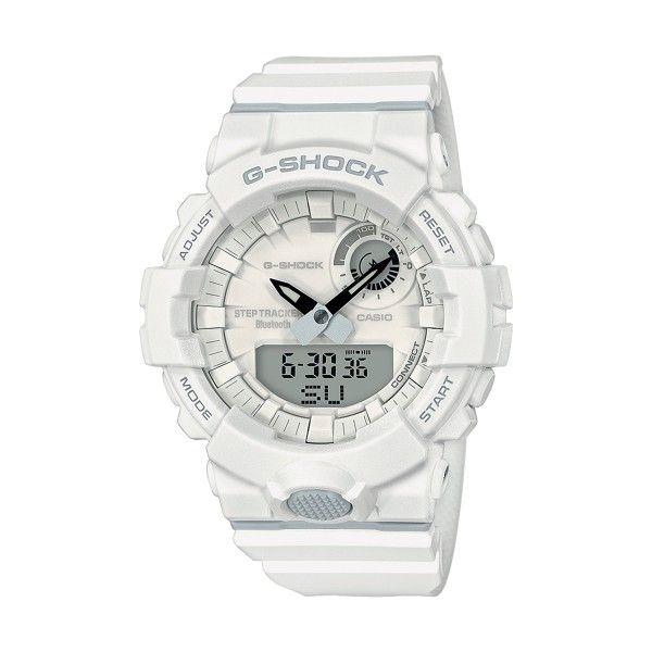 Relógio CASIO G-SHOCK G-Squad Branco GBA-800-7AER