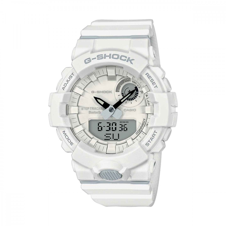 ada0da29305 Relógio CASIO G-SHOCK Branco - GBA-800-7AER