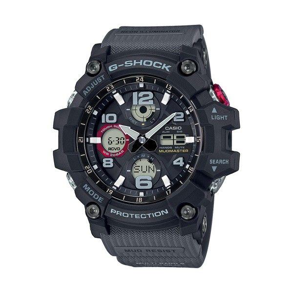 Relógio CASIO G-SHOCK Cinzento GWG-100-1A8ER