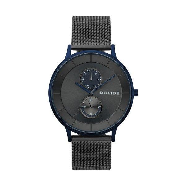 Relógio POLICE Berkeley Preto P15402JSBL61UMM