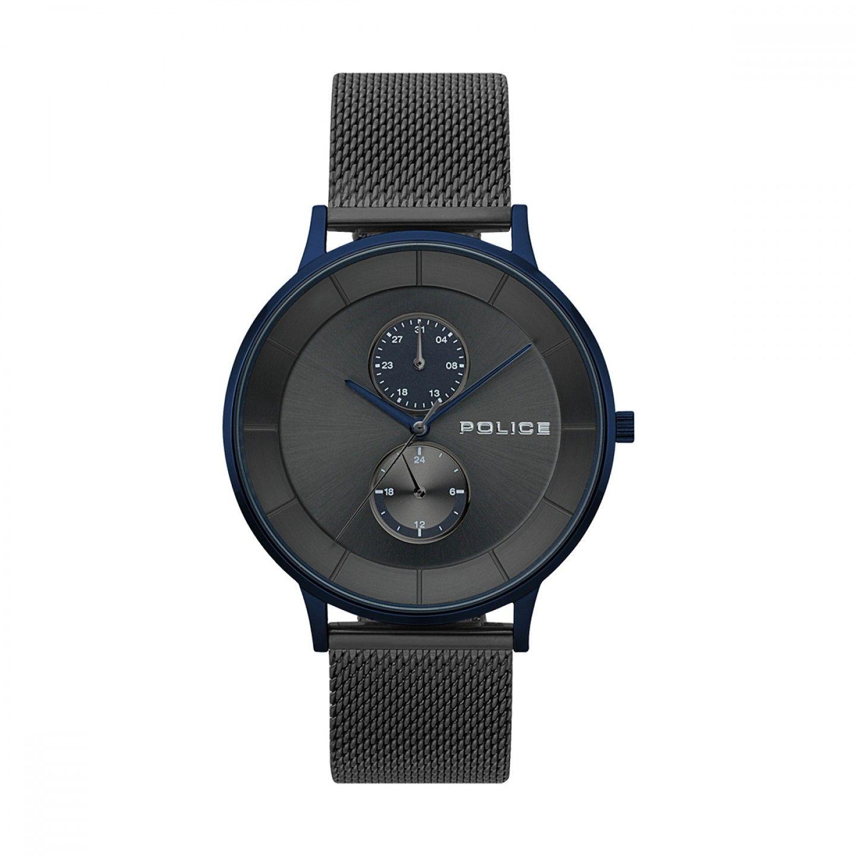 Relógio POLICE Berkeley Preto - P15402JSBL61UMM   Bluebird 7129bccd13