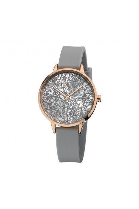 Relógio ONE COLORS Lace Cinzento