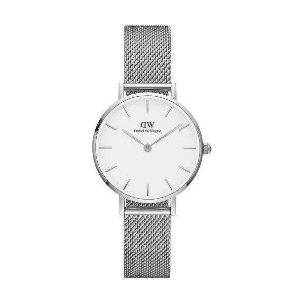 Relógio DANIEL WELLINGTON Classic Petit White Sterling DW00100220