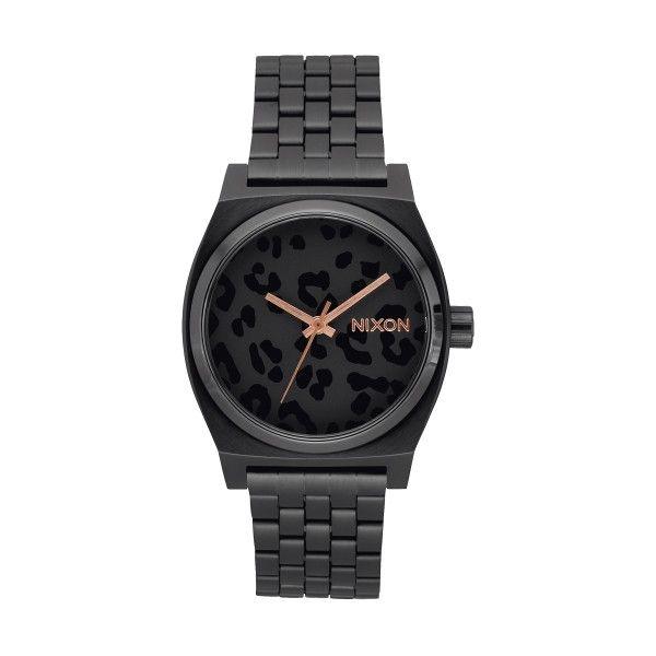 Relógio NIXON Time Teller Preto A045-2125