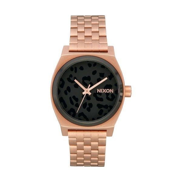 Relógio NIXON Time Teller Ouro Rosa A1130-3000
