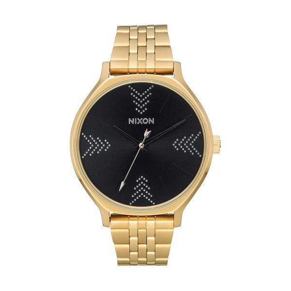 Relógio NIXON Clique Dourado A1249-2879