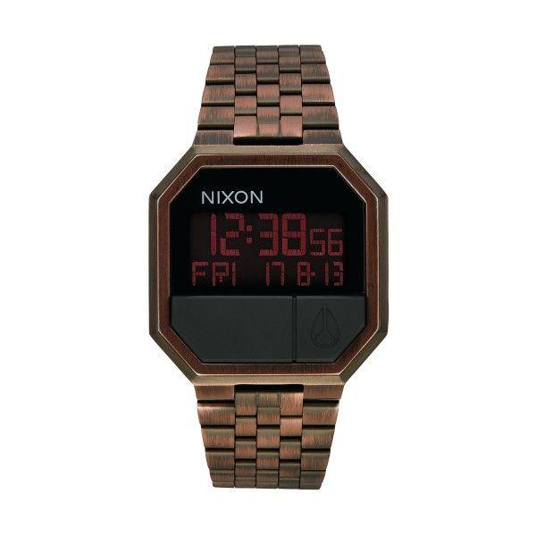 Relógio NIXON Re Run Cobre A158-894