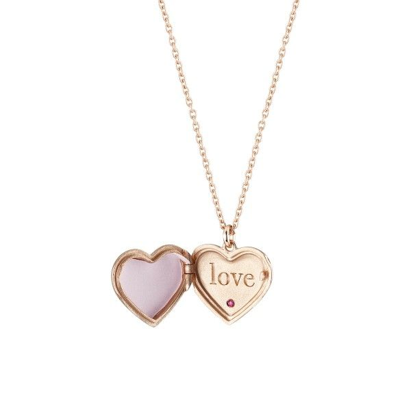Colar BOW HAPPY Lover´s Heart BH.CL.1110.0090