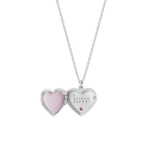Colar BOW HAPPY Lover´s Heart BH.CL.1110.0089