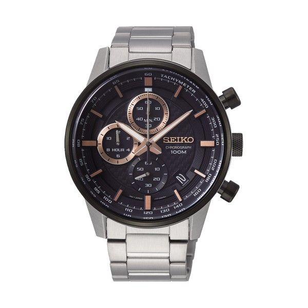 Relógio SEIKO Neo Sports Prateado SSB331P1
