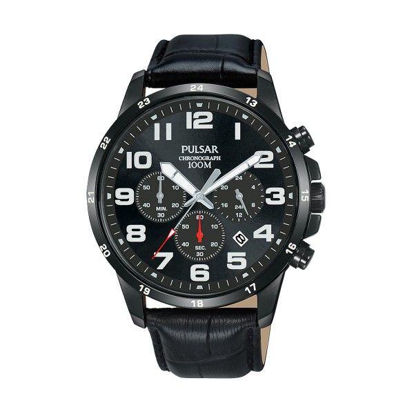 Relógio PULSAR Active Preto PT3A07X1