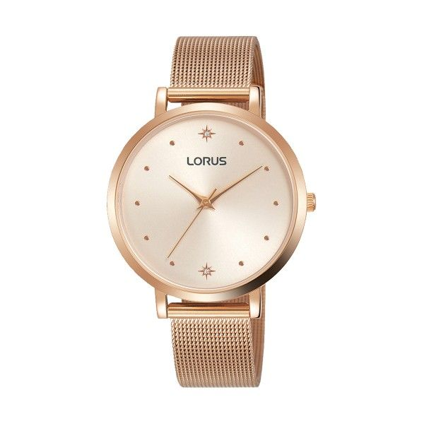 Relógio LORUS Woman Ouro Rosa RG250PX9