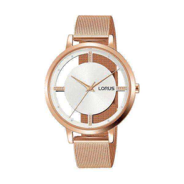 Relógio LORUS Woman Ouro Rosa RG288PX9
