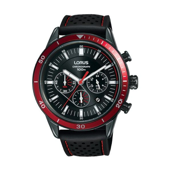 Relógio LORUS Sport Preto RT305HX9