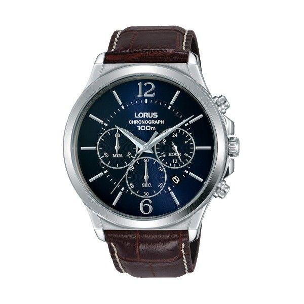 Relógio LORUS Classic Castanho Escuro RT317HX8