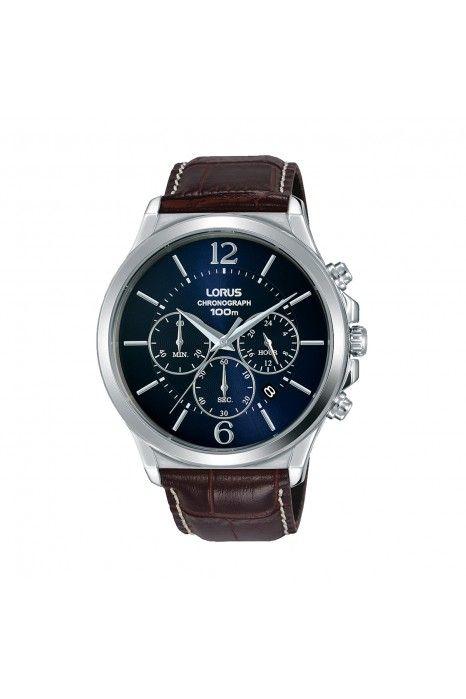 Relógio LORUS Classic Castanho Escuro